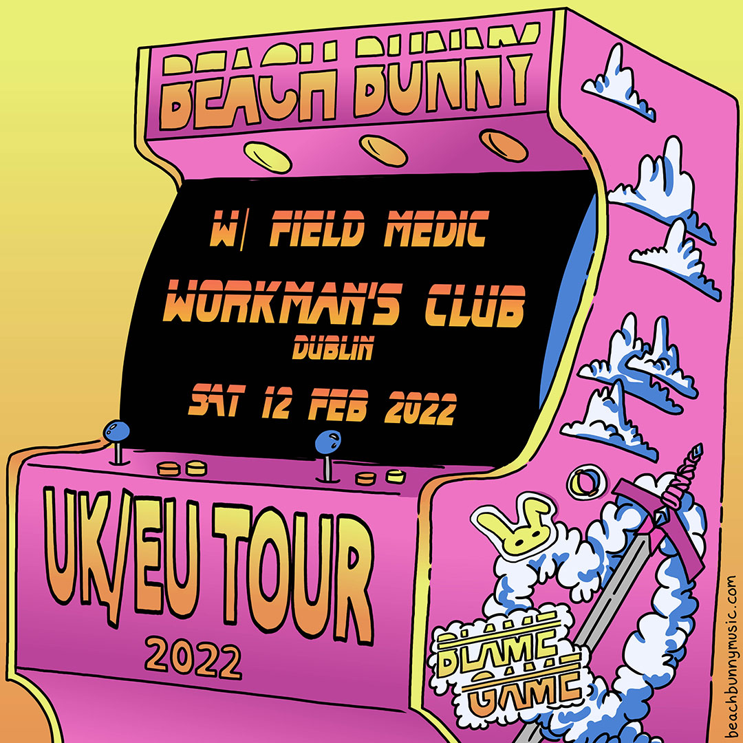 Beach Bunny + Field Medic (sold out)