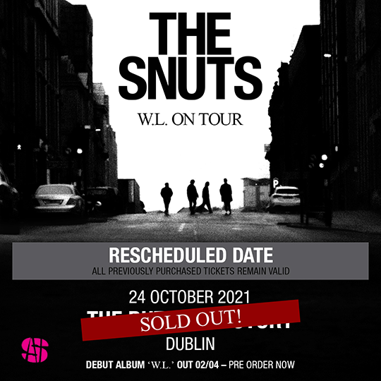 THE SNUTS (sold out)